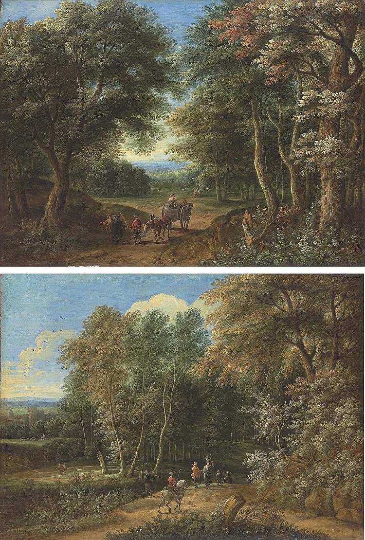 Adriaen Frans Boudewijns (Brussels 1644-1711)