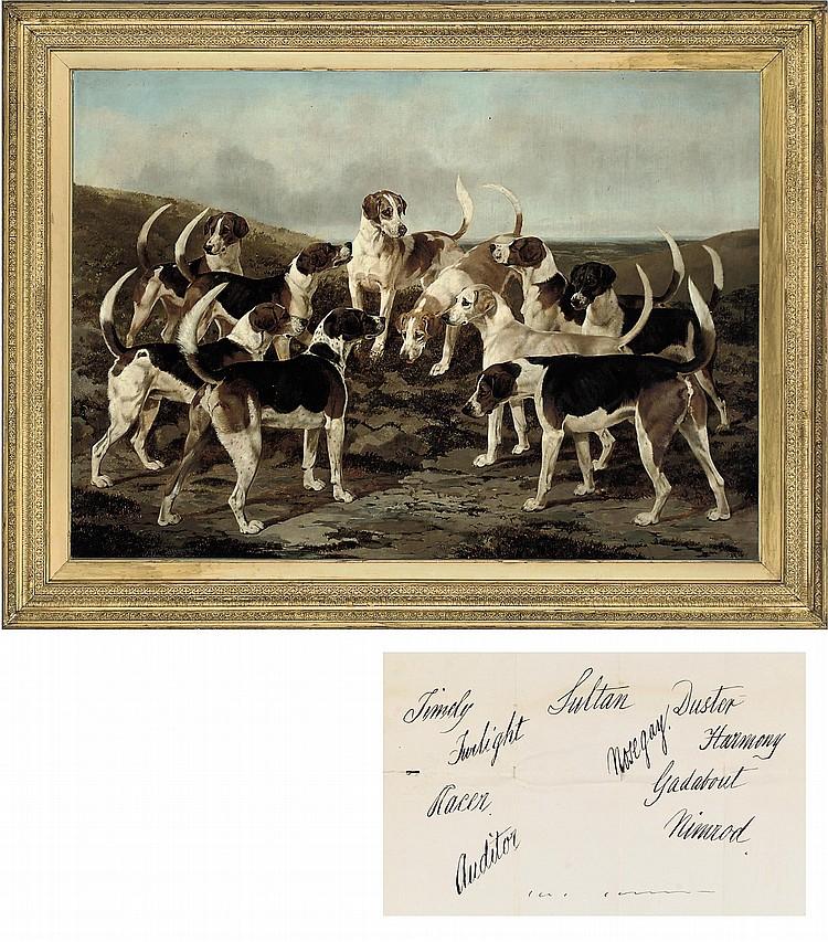William Osborne, R.H.A. (Irish, 1823-1901)