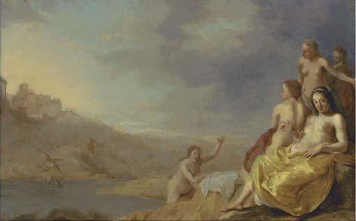 Dirck van der Lisse (Breda ?-1669 The Hague)