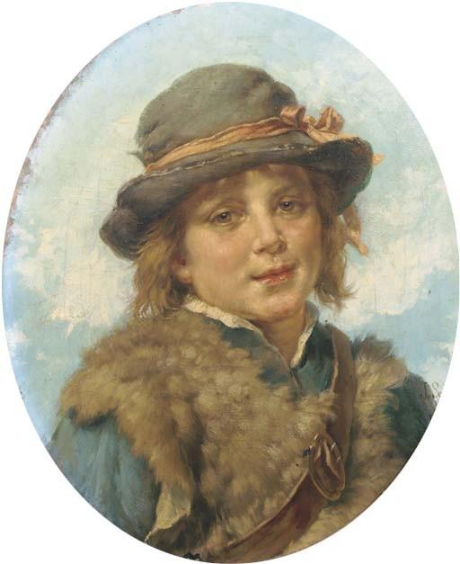 Jose Serra y Porson (Spanish, 1824-1910)