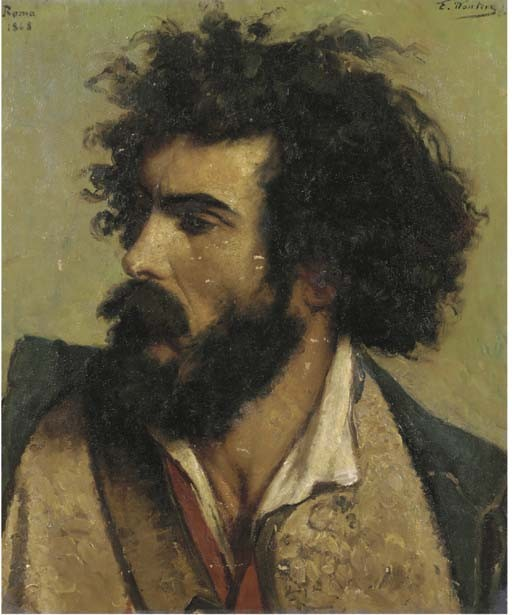 Emile Wauters (Belgian, 1846-1933)