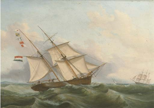 Casparus Johannes Morel (Dutch, 1798-1861)