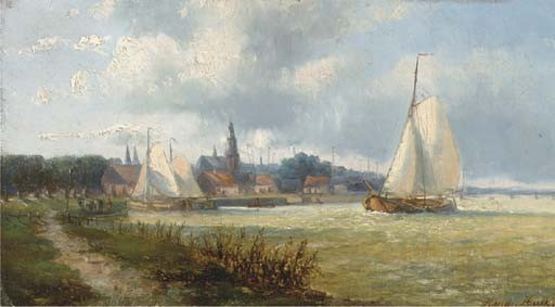 Hendrik Hulk (Dutch, 1842-1937)