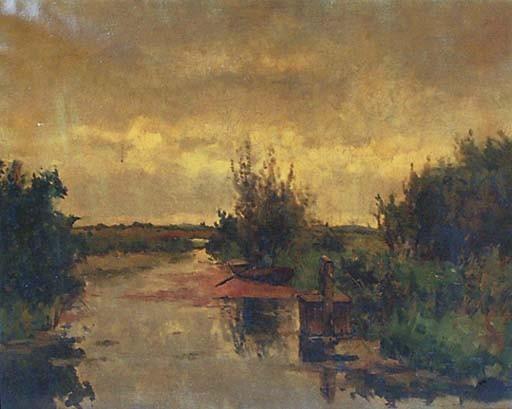 Victor Bauffe (Dutch, 1849-1921)