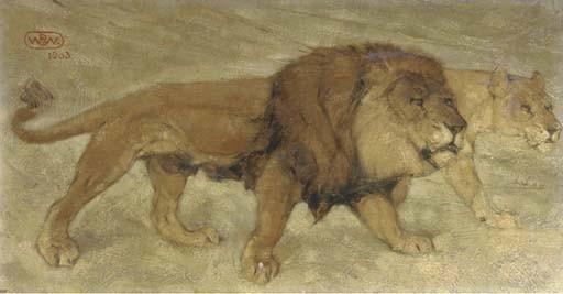 Willem Wenckebach (Dutch, 1860-1937)