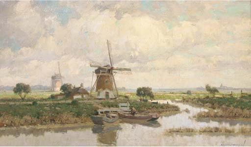 Gerardus Johannes Delfgaauw (Dutch, 1882-1947)