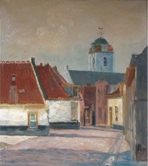 Anton Smeerdijk (Dutch, 1885-1956)