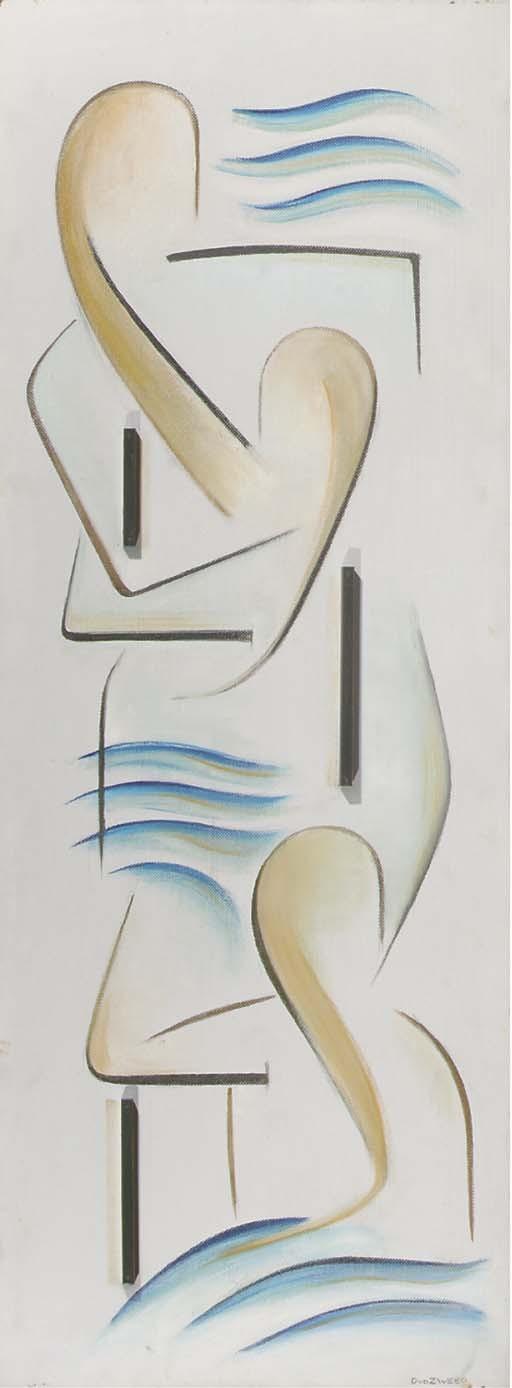 Douwe van der Zweep (Dutch, 1890-1975)