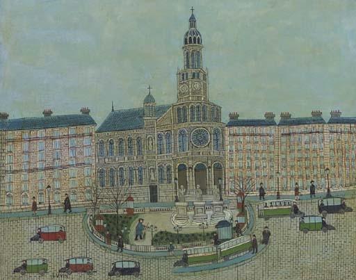Louis Vivin (1861-1936)