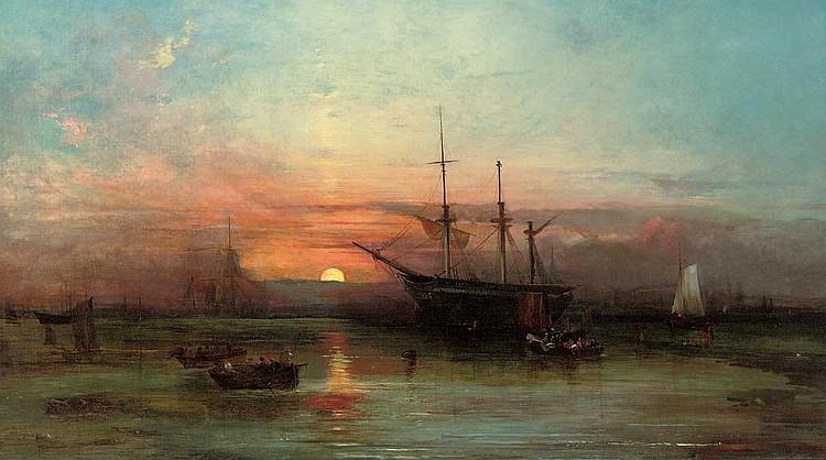 Alfred Clint (1807-1883)