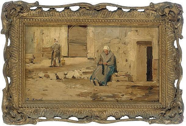 Jean Baptiste Brunel (FRENCH, 1844-1929)