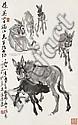 HUANG ZHOU (1925-1997) , Zhou Huang, Click for value