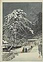 Kawase Hasui (1883-1957) , Hasui Kawase, Click for value