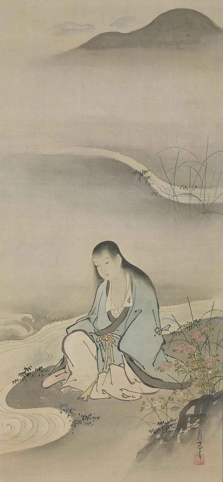 Miyagawa Choshun (1682-1752)