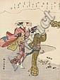 Suzuki Harunobu (1725?-1770) , Suzuki Harunobu, Click for value