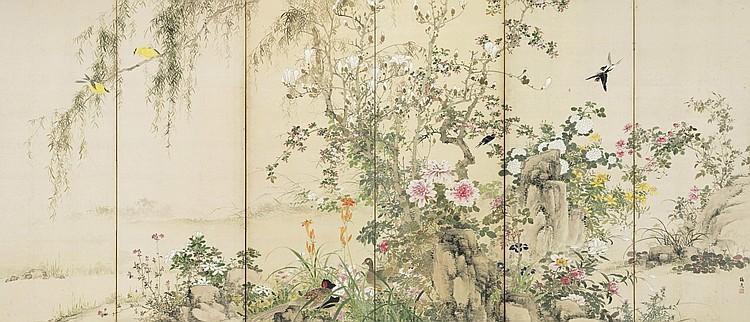 Yamamoto Baiitsu (1783-1856)