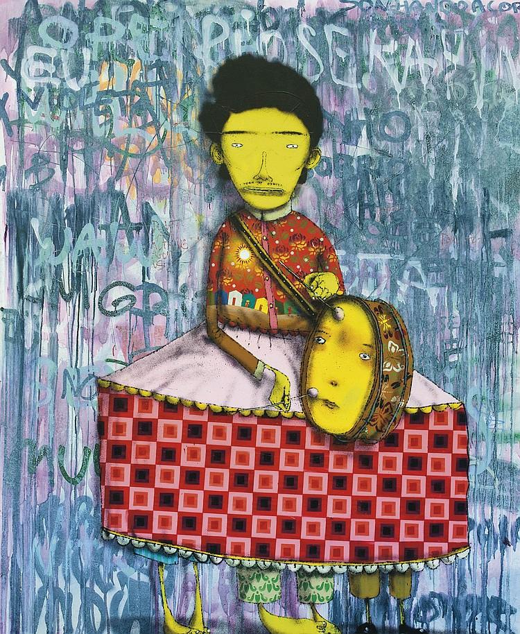 Os Gemeos (b. 1974