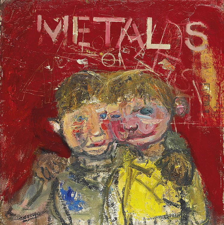 Joan Eardley, R.S.A. (1921-1963)