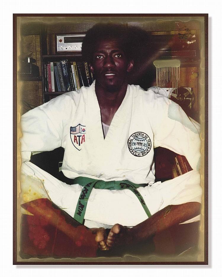 Rashid Johnson (B. 1977)