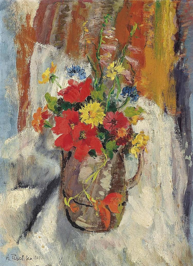 Anton Emile Peschka (1885-1940)