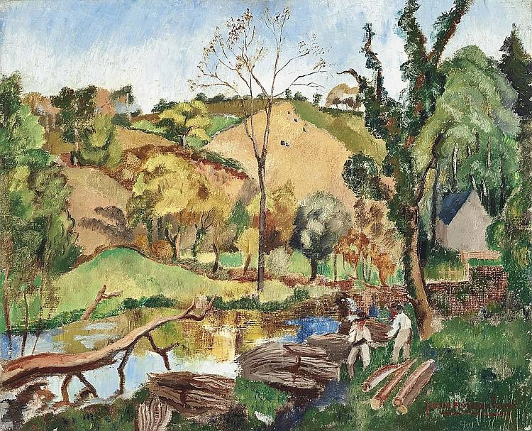 Pierre-Eugene Clairin (1897-1980)