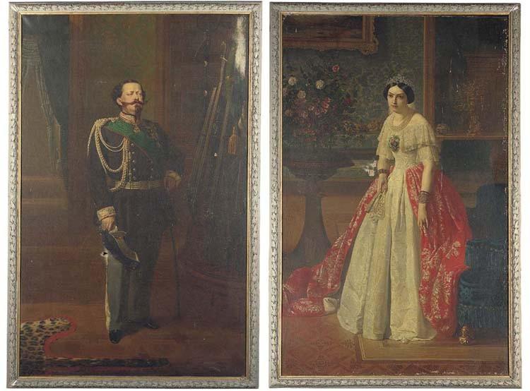 Francesco Gonin (Italian, 1808-1889)