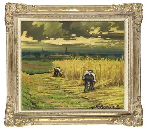 Achiel Van Sassenbrouck (1886-1969)