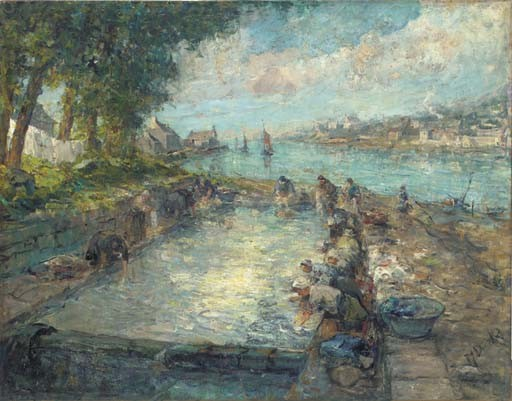 Pierre Jacques Dierckx (Belgian, 1855-1947)