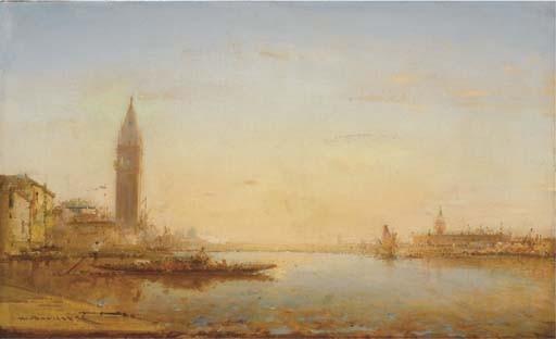 HENRI DUVIEUX (PARIS 1855 - 1882)