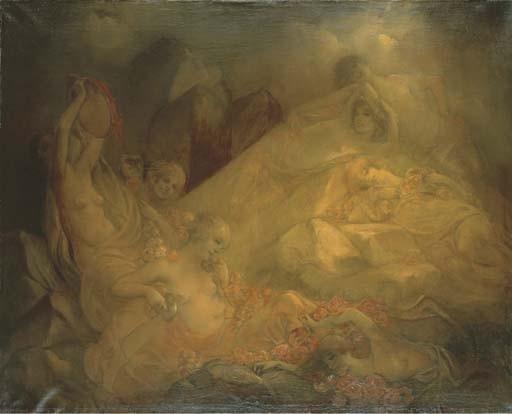 JAN FRANS DE BOEVER (BELGE, 1872 - 1949)