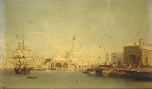 ANTOINE-LEON MOREL-FATIO (ROUEN 1810 - 1871 PARIS)