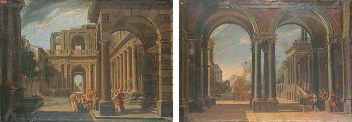 VIVIANO CODAZZI (BERGAME 1603-1672 ROME)