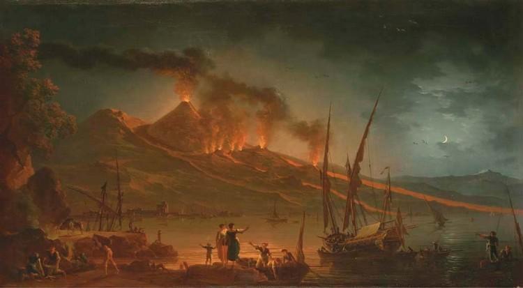CHARLES-FRANCOIS GRENIER DE LACROIX, DIT LACROIX DE MARSEILLE (MARSEILLE VERS 1730-APRES 1790