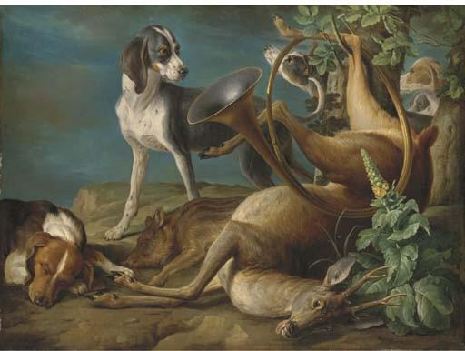 ALEXANDRE-FRANCOIS DESPORTES (CHAMPIGNEULLE 1661-1743 PARIS)