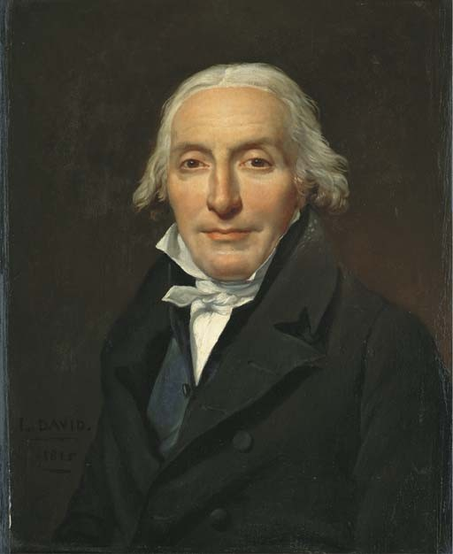 JACQUES-LOUIS DAVID (PARIS 1748-1825 BRUXELLES)