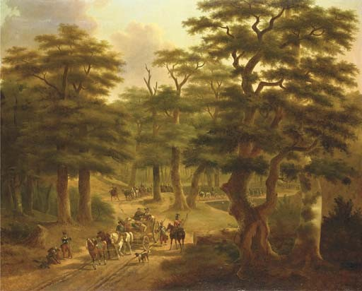 PHILIPPE BUDELOT (DIJON 1770 - 1829 ?) ET JEAN-FRANCOIS DEMAY (MIRECOURT 1798 - 1850 PARIS)