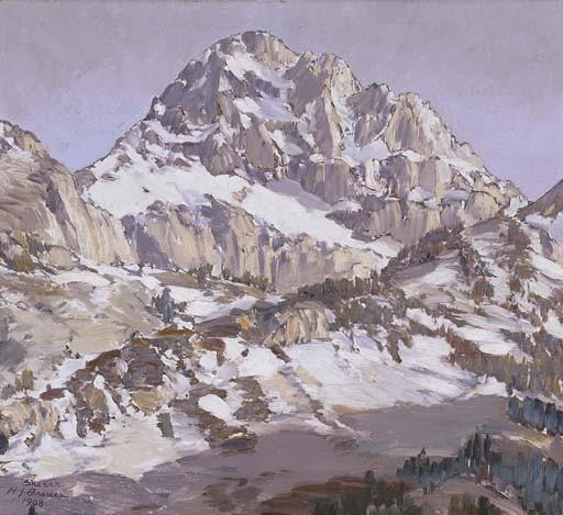 Henry Joseph Breuer (1860-1932)