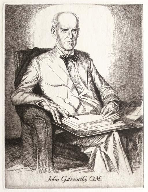 Edmund Joseph Sullivan (1869-1933)
