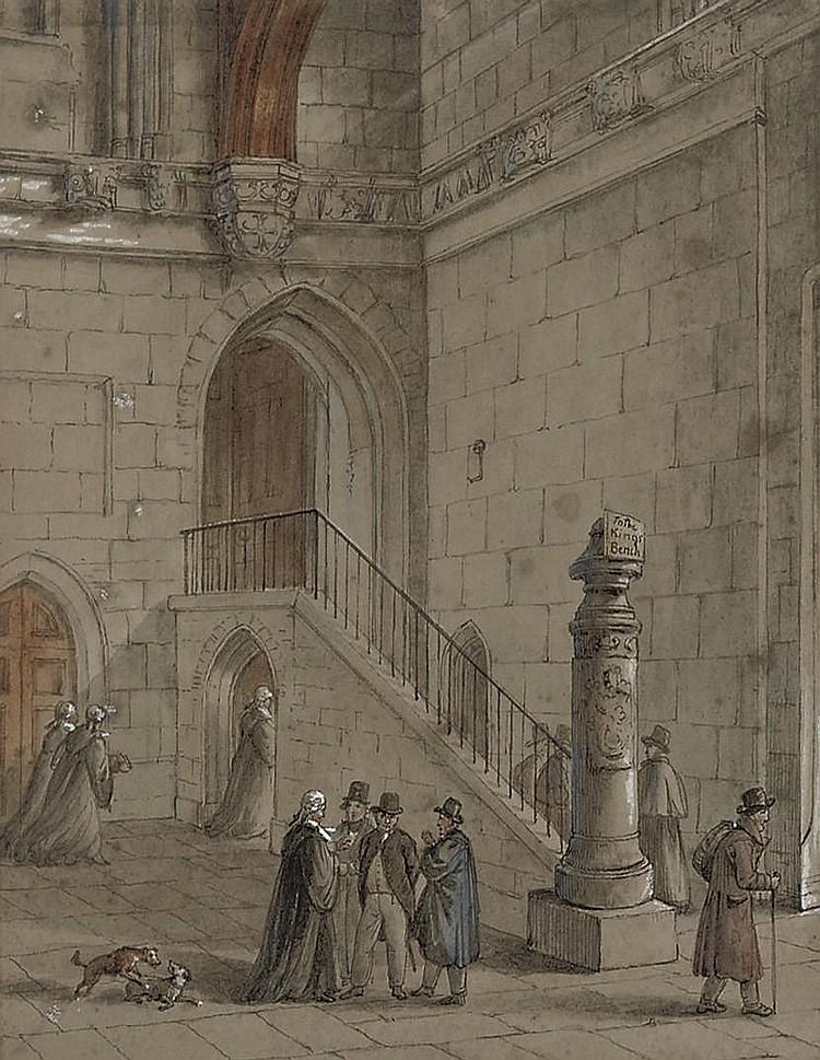 Siegfried Detlev Bendixen (German, 1786-1864)