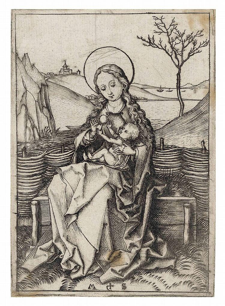 Martin Schongauer ( circa  1430-1491)