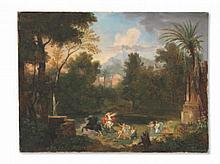 ANDRÉ GIROUX (PARIS, 1801-1879) The abduction of Proserpina