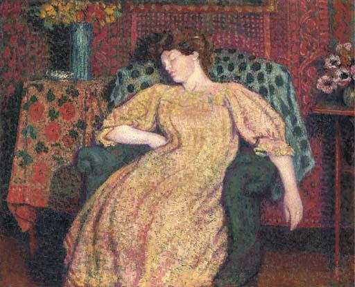 Georges Lemmen Artwork For Sale At Online Auction