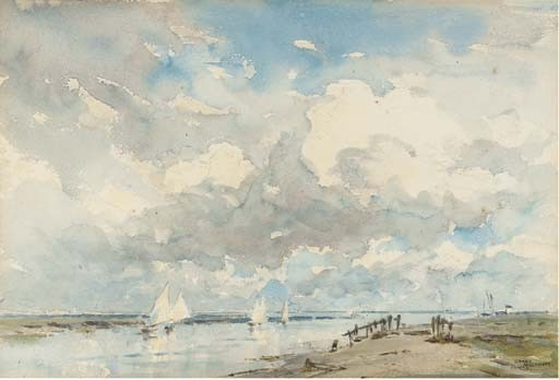 Arthur Gerald Ackermann, R.I. (1876-1960)