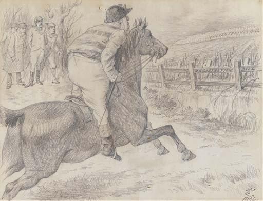 Sir John Tenniel, R.I. (1820-1914)