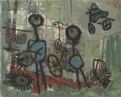 Corneille (Dutch, B.1922)