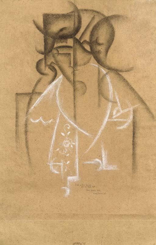 Gino Severini (1833-1966)