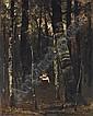 Mihály Munkácsy (Hungarian, 1844-1900) , Mihály Munkácsy, Click for value