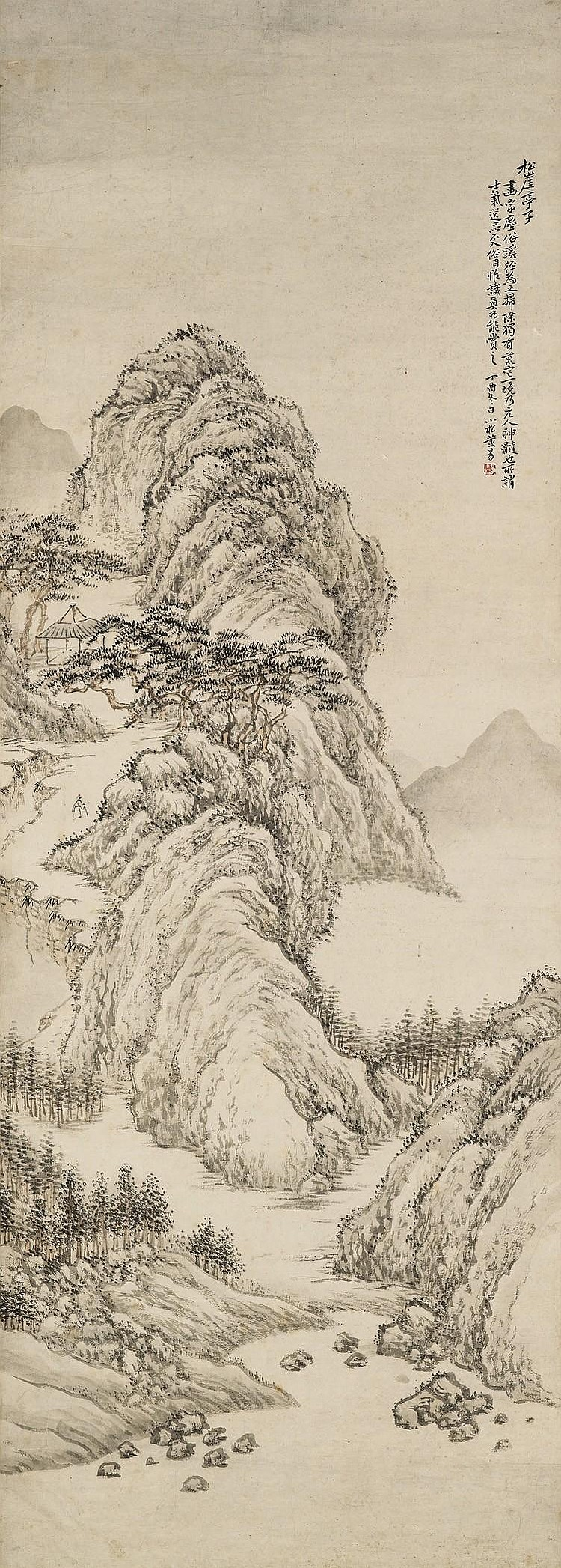 HUANG YI (1744-1802)
