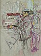 FARID AOUAD (LIBAN, MAIDAN 1924-1982 PARIS)                                        , Farid Aouad, Click for value