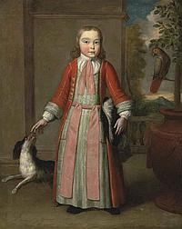 Jacques Parmentier (Paris 1658-1730 London)